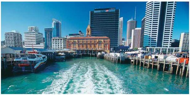 AUCKLAND ATTRACTIONS