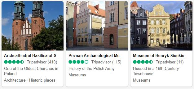 Poznan Attractions 2