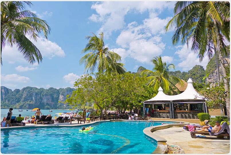 The best areas for families in Thailand