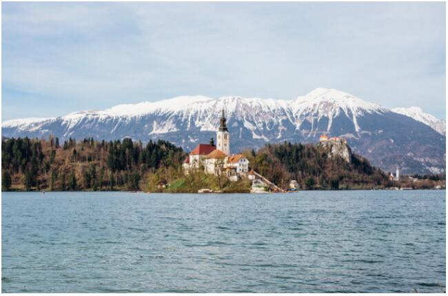 The most popular destination in Bled