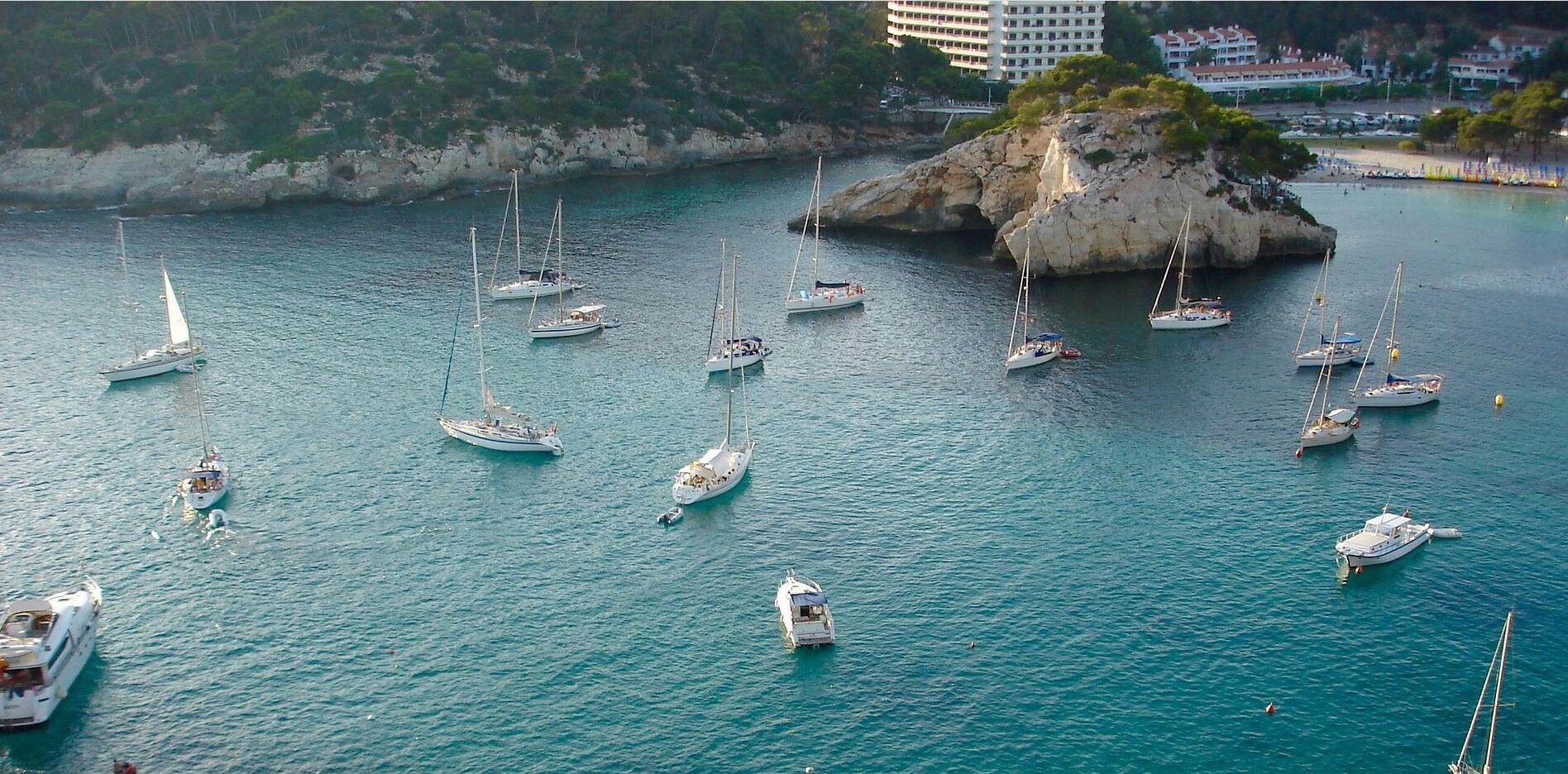 Cala Galdana - one of Menorca's best travel destinations