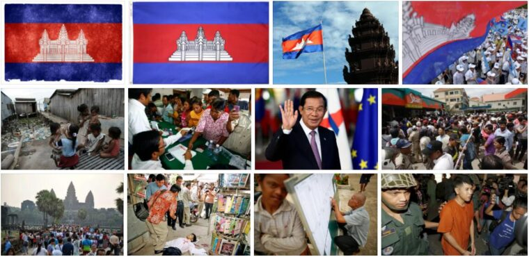 Cambodia political issues
