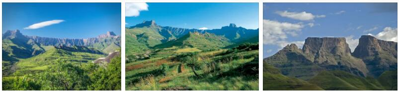 Drakensberg, South Africa