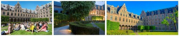 Antwerp, Belgium Universities